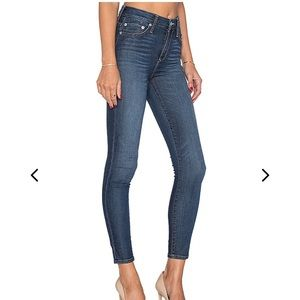 Lovers & Friends mason high rise skinny jean